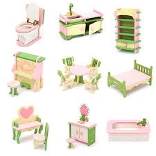 Cheap dolls house furniture sets Plastic Toys Dollhouse Furniture Doll Accessories Wooden Dolls House Miniature Accessory Room Furniture Set Kids Pretend Play Toys Todays Special Offer Walmart Toys Dollhouse Furniture Doll Accessories Wooden Dolls House