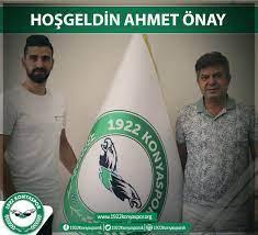 """Spor Toto 1.Lig on Twitter: """"1922 Konyaspor, Ahmet Önay ile 1+1 yıllık  sözleşme imzaladı.… """""""