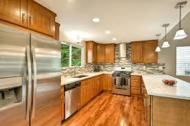 kitchen countertop ideas with oak cabinets kitchen countertop ideas with light oak cabinets