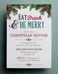 Beautiful Free Christmas Invitation Email Templates Pictures