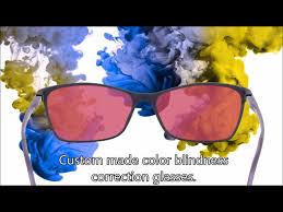 Colorlite Colorblind correction glasses & Diagnostic and Correction System  - chromatic adaptation to the color blindness correction glasses | Facebook