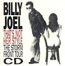 That's Not Her Style: The Storm Front Tour CD