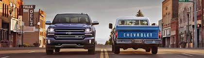 chevy truck history