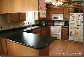 rust oleum countertop transformations kit makeover with transformations