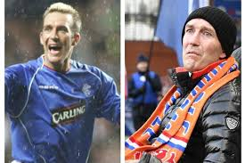 Never give up' Rangers legend Fernando Ricksen posts defiant 'No Surrender'  Christmas message to fans - Daily Record
