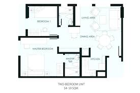 3 bedroom house plans bungalow awesome in the pdf