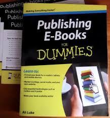 publishing ebooks for dummies ali luke the creative penn publishing ebooks fo rdummies