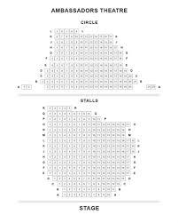 Nice Milton Keynes Theatre Seating Plan
