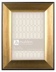 amazoncom malden international designs copley picture frame gold accents for a bold amazoncom coaster shape home office