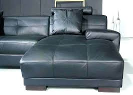 leather reclining sectional with chaise small leather sectional couch black leather sectional with chaise omega modern