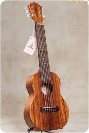 Koaloha D6 Guitarlele Guilele From Hms Lr Baggs Pickup In