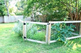 how to keep deer out of vegetable garden building a fence the for gardens electric fences