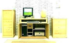 hideaway office furniture. Hideaway Desks Home Office Furniture Hidden  Computer Desk . A