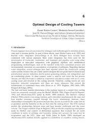 Introduction To Optimum Design Solution Pdf Pdf Optimal Design Of Cooling Towers
