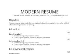 Sample Resume Multiple Positions Same Company New Job Search Tolls