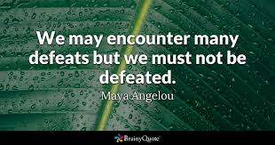 Maya Angelou Quotes BrainyQuote Stunning Maya Angelou Quotes