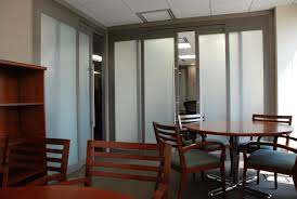 fice Dividers Glass Room Ideas With Classic Space Partition Used