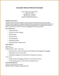 Computer Science Resume Example Extraordinary Resume Letters Tips Making A Data Scientist Resume Resume Letter