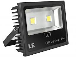 le 100w super bright waterproof ip65 security lights floodlight