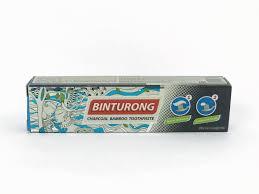 <b>Binturong</b> Charcoal Bamboo Toothpaste - <b>угольная зубная паста</b>