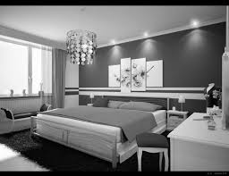 bedroom black and white bedrooms interior fascinating design
