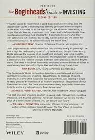 The Bogleheads' Guide to Investing: Amazon.de: Larimore, Taylor, Lindauer,  Mel, LeBoeuf, Michael, Bogle, John C.: Fremdsprachige Bücher