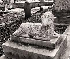 Child's Lamb   Natchez, Cemeteries photography, Lion sculpture