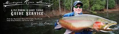 Pere Marquette River Hatch Chart When To Fish Michigan Steelhead Steelhead Salmon Guide