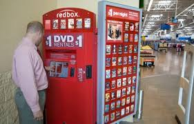 Own A Redbox Vending Machine Stunning Redbox Talking With Video Game Publishers To Add Games To Service