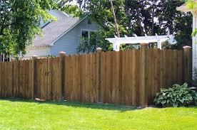 Dog Ear Fencing Backyard Design Idea And Decorations Beauty Dog