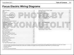 2013 ford focus electric wiring diagram 2013 Ford Focus Wiring Diagram Ford Explorer Wiring Diagram