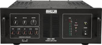 ahuja sound system price list. ahuja uba-800 av power amplifier sound system price list