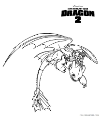 Jay baruchel, cate blanchett, gerard butler and others. How To Train Your Dragon 2 Coloring Pages Printable Coloring4free Coloring4free Com