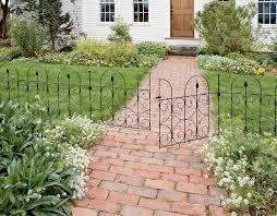 garden fence lowes. Photo 5 Of 9 Choosing Garden Fences InMyInterior (good Fence Lowes #5)