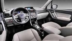 2018 subaru forester. contemporary 2018 2018 subaru forester interior for subaru forester