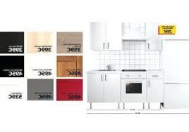 Cuisine Ikea Blanc Laqu Cr Dence Fa On Brique De M Tro Cuisine Ikea