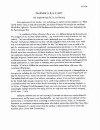 Photo Essays Examples Really Good College Essays College Essay Examples Good