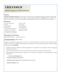 journeyman electrician resume experience resumes cover letter cover letter journeyman electrician resume experience resumesapprentice electrician resume
