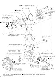 Toyota Tacoma 2015-2018 Service Manual: Components - Vane Pump(for ...