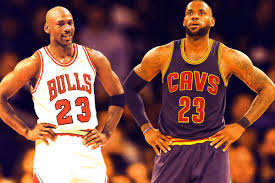 lebron james vs michael is a real conversation now so  lebron james vs michael is a real conversation now so let s have it