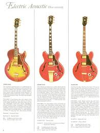 nearly six decades later 1958 might appear to be the year that king midas came to work for gibson s r d department in reality the other big launches that