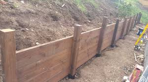 Small Picture Wood Retaining Wall Help Building Construction DIY Chatroom