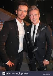 Christoff and Florian Silbereisen Stock Photo - Alamy