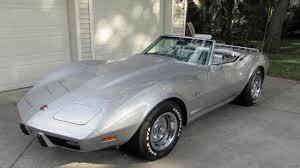 1975 Chevrolet Corvette Convertible | K141 | Kissimmee 2016