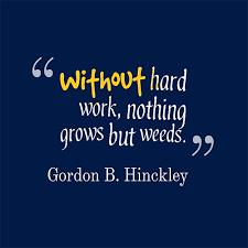 Hardwork Thought