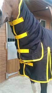 equidor hurricane heavyweight combo 1200 denier 350g fill turnout horse rug