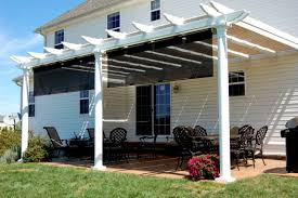 Canopy Design For Terrace 15 Shade Ideas For Your Outdoor Space