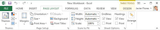 Excel 2013 Getting Started With Excel