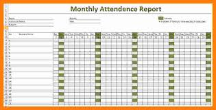 Attendance Tracker - Tier.brianhenry.co