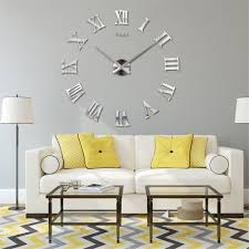 Decorative Wall Clocks For Living Room Compare Prices On Jet Set Watches Online Shopping Buy Low Price